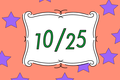 【10/25の運勢】 女神のための星占い