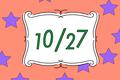 【10/27の運勢】女神のための星占い