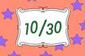 【10/30の運勢】女神のための星占い