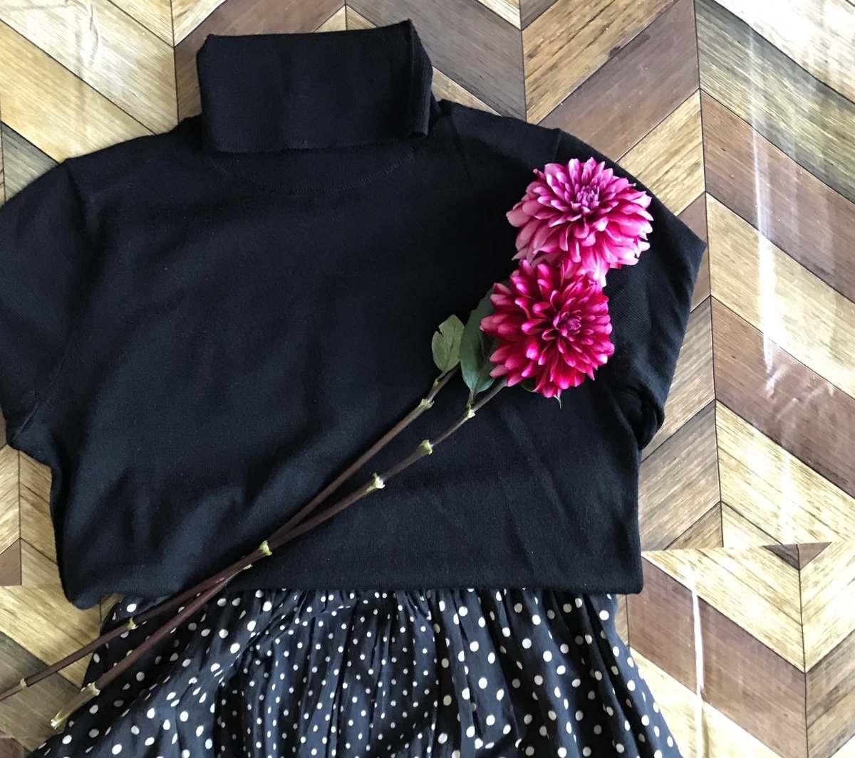 大人女性が持っておくべき冬の一枚、GAPのタートルネックセーター