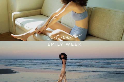 バイオリズムに寄り添うファッションを。「エミリーウィーク」が梅田にオープン