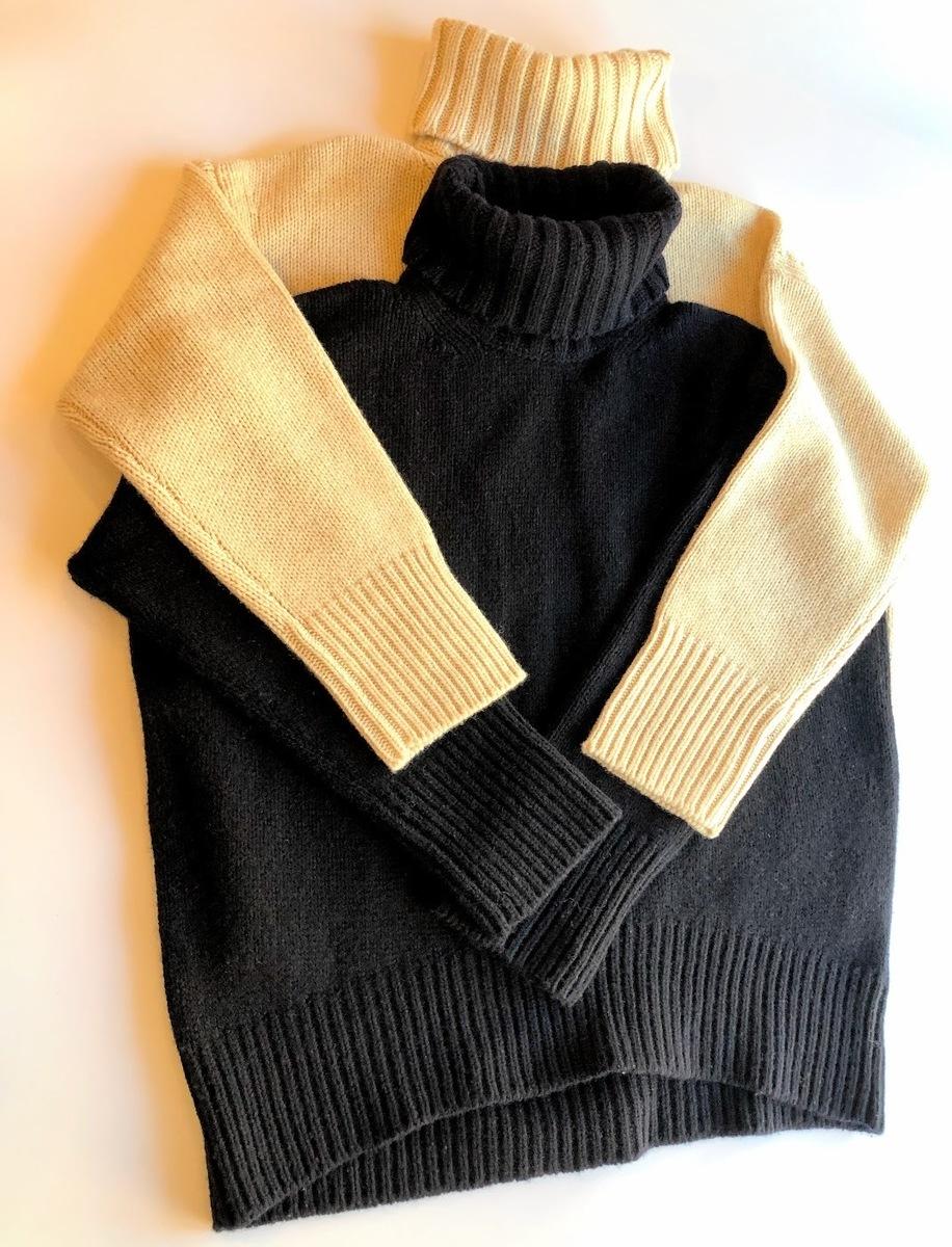 ギャルリー ヴィーの名品ニット。上質なセーターに包まれる幸せ