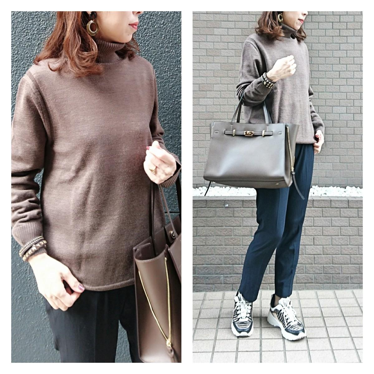 UNIQLOメンズセーター2990円が買い! ニュアンスカラーで高見え