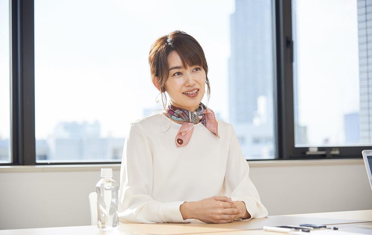 「卒母」を私らしく迎えるために。モデル『武藤京子』が考える自分の磨き方