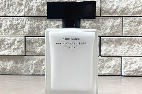 ナルシソ ロドリゲス 親密な距離で漂う、肌の香り