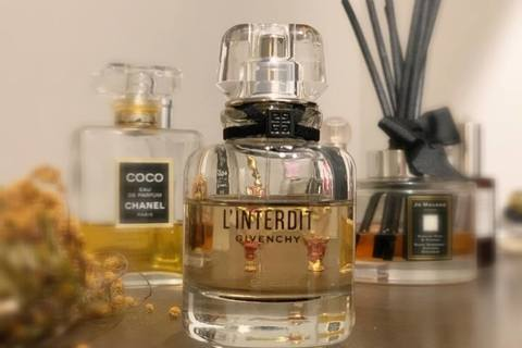 愛する人と共有する大好きな香り、L'INTERDIT