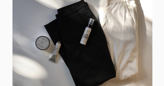 UNIQLOの名品アンクルパンツ。きれいに穿くための3つのポイント