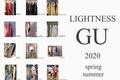 GUの2020年春夏新作を一挙紹介! 「LIGHTNESS」で軽やか上品コーデを楽しもう