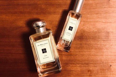 肌に重ねる、冬の遊戯。ジョー マローン ロンドンふたつの香り。