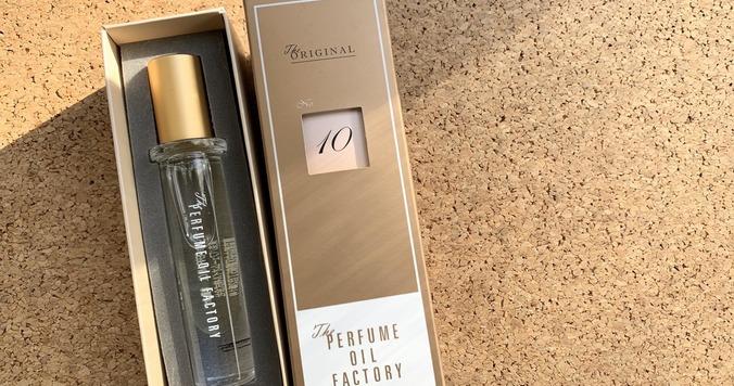 香水で、意志を纏う。金木犀が香る「The PERFUME OIL FACTORY 」No.10