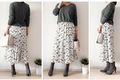 UNIQLOのマーメイドスカートが優秀! 美シルエットで簡単細見え