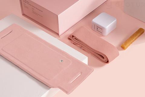 つらい生理痛をサポート! USBでお腹を優しく温める「GUMU」発売