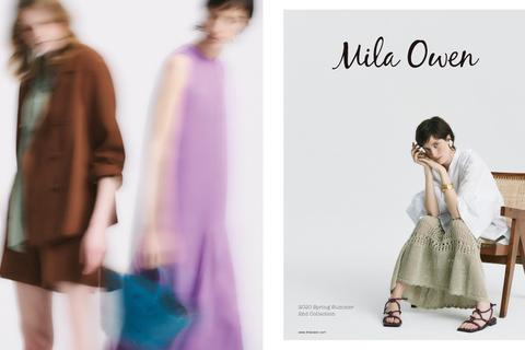 「Mila Owen(ミラ オーウェン)」が2020年Summer collectionのデジタルカタログを公開中!