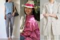 UNIQLO、H&M、GU……初夏を楽しむ大人女性のナチュラルコーデ