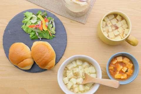 究極の健康法「月曜断食」とコラボレーションした良食スープセットを6月11日(木)発売