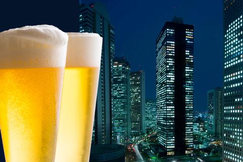 【ヒルトン東京】2020年天空のビアガーデン6月19日(金)より開催