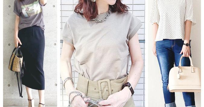 今年のTシャツは名作ぞろい! フォトプリントやフレンチ袖、クレープ素材など……