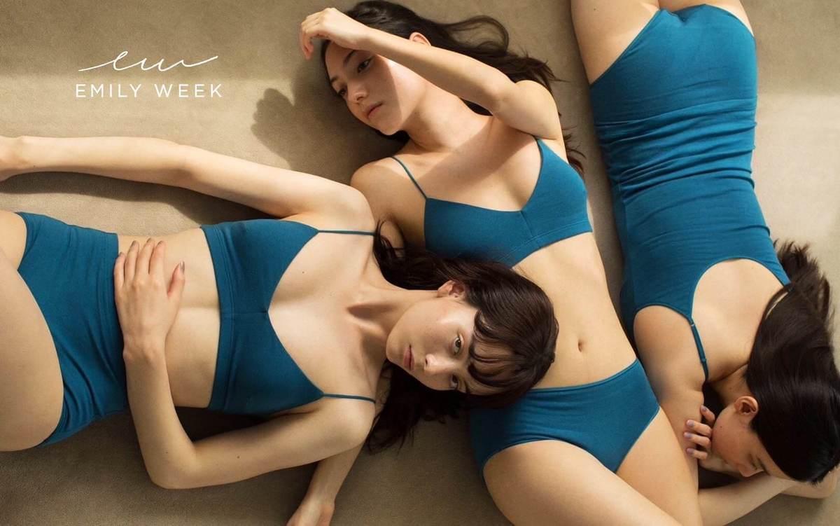 女性のバイオリズムに寄り添うブランド「エミリーウィーク(EMILY WEEK)」ニュウマン横浜店が6月24日(水)オープン
