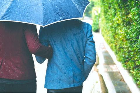梅雨デートでの失敗あるある