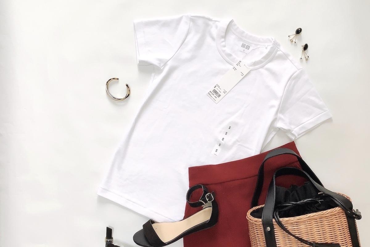 ユニクロ ユー Tシャツの買い替え時期を知るためにおさえておきたい3つのポイント