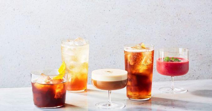 ブルーボトルコーヒーから、スペシャルティコーヒーカクテルが発売