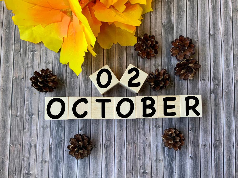 【誕生日占い】10月2日生まれのあなたの基本性格や、愛情の注ぎ方
