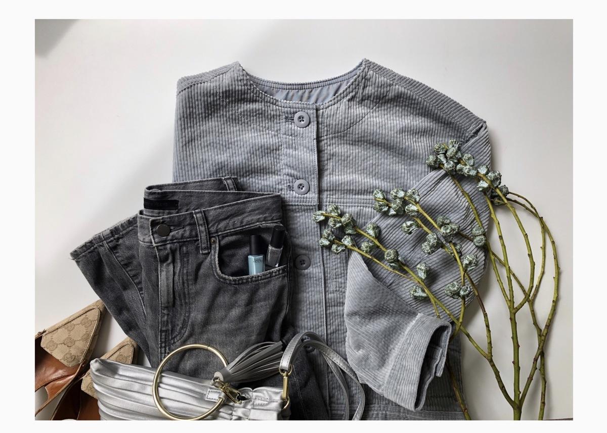 【GU】コーデュロイオーバーサイズジャケットで作る秋の大人コーデ3選