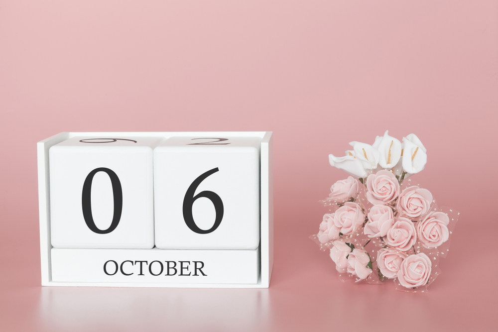 【誕生日占い】10月6日生まれのあなたの基本性格や、愛情の注ぎ方