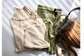 【GU】スエードタッチスカートが1990円なのに大人っぽくて上品!
