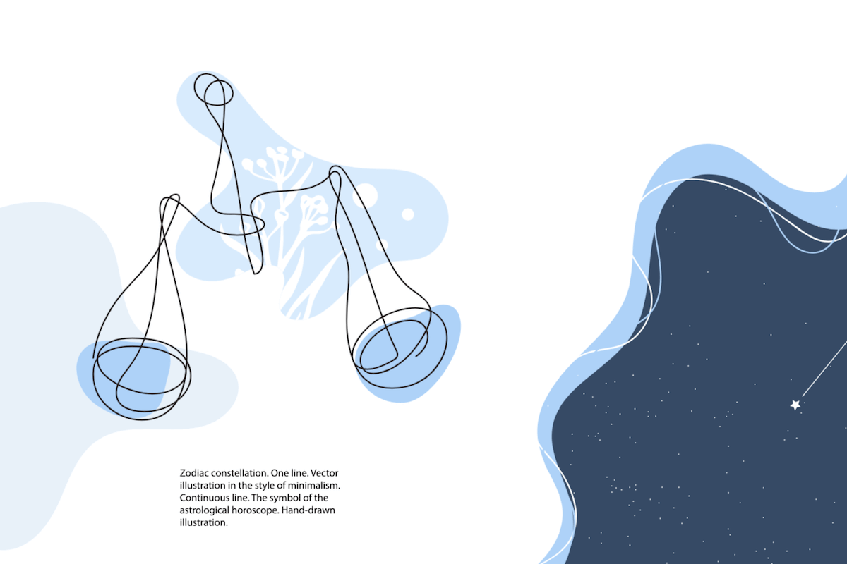 【星座占い】てんびん座(天秤座)の11月の運勢