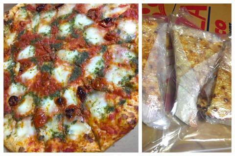 コストコフードコートのマルゲリータピザ。味やお値段&保存方法をご紹介