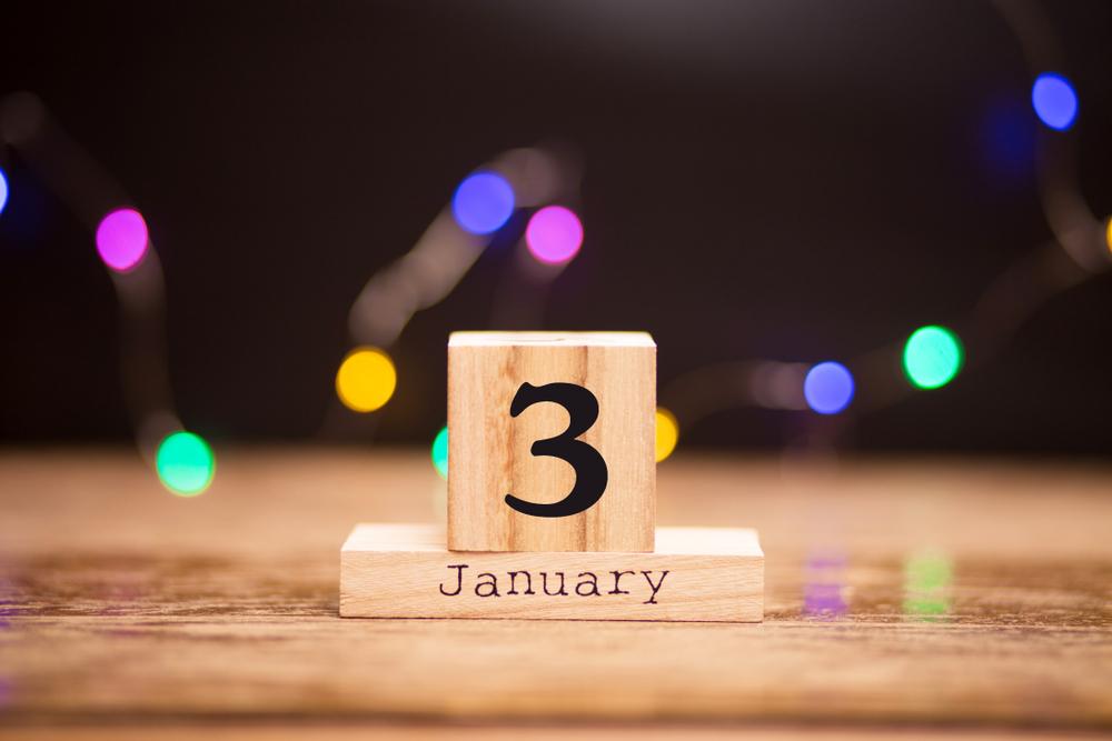 【誕生日占い】1月3日生まれのあなたの基本性格や、愛情の注ぎ方