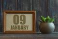 【誕生日占い】1月9日生まれのあなたの基本性格や、愛情の注ぎ方