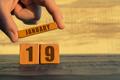 【誕生日占い】1月19日生まれのあなたの基本性格や、愛情の注ぎ方