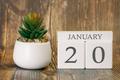 【誕生日占い】1月20日生まれのあなたの基本性格や、愛情の注ぎ方