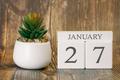 【誕生日占い】1月27日生まれのあなたの基本性格や、愛情の注ぎ方