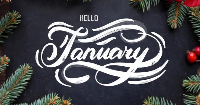 【1月誕生日占い】1月生まれの性格や生き方
