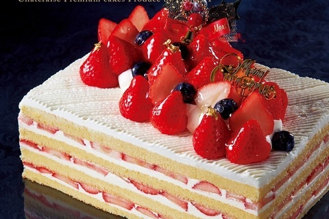 シャトレーゼのプレミアムクリスマス! 45種類のクリスマスケーキが登場