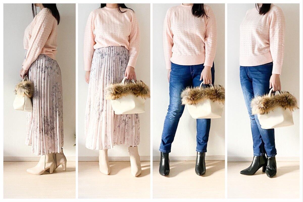 【ユニクロ】お正月はうっとり&ふんわり春色カラーで気分も一新!