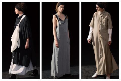 ヨウジヤマモトのレディースラインY'sが2021年春夏コレクションを発表