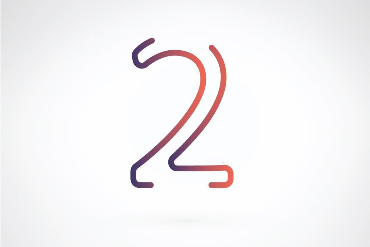 数秘術「2」リンク