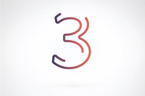 【数秘術】誕生数が3の人の基本性格・恋愛のクセ・仕事で成功するヒント・理想の結婚