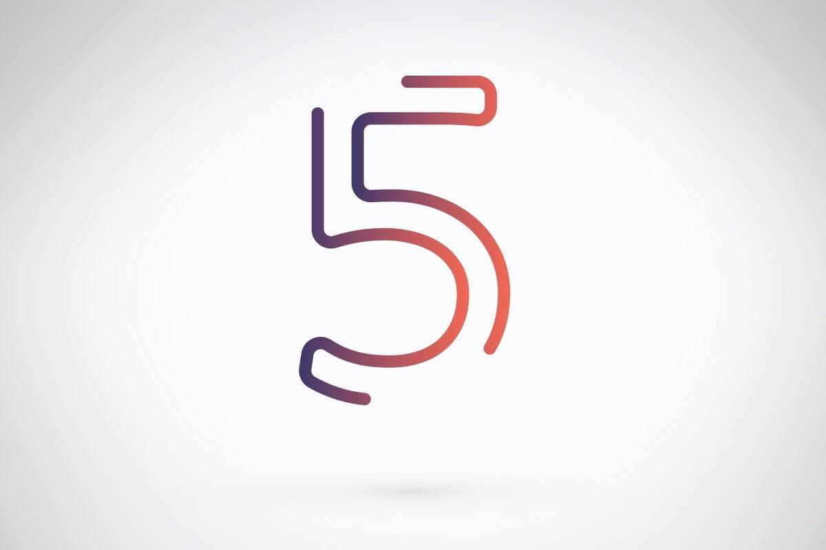 数秘術「5」リンク