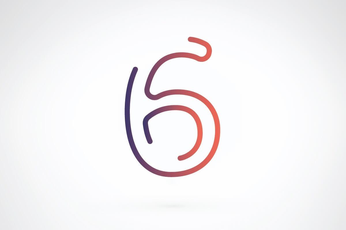 数秘術「6」リンク