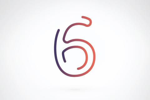 【数秘術】誕生数が6の人の基本性格・恋愛のクセ・仕事で成功するヒント・理想の結婚