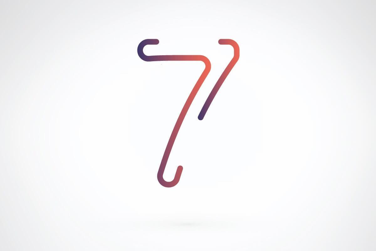 数秘術「7」リンク
