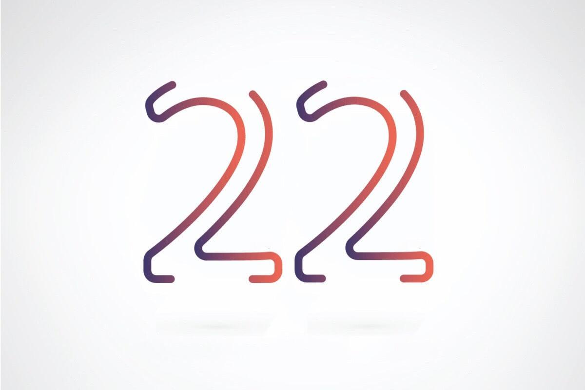 数秘術「22」リンク