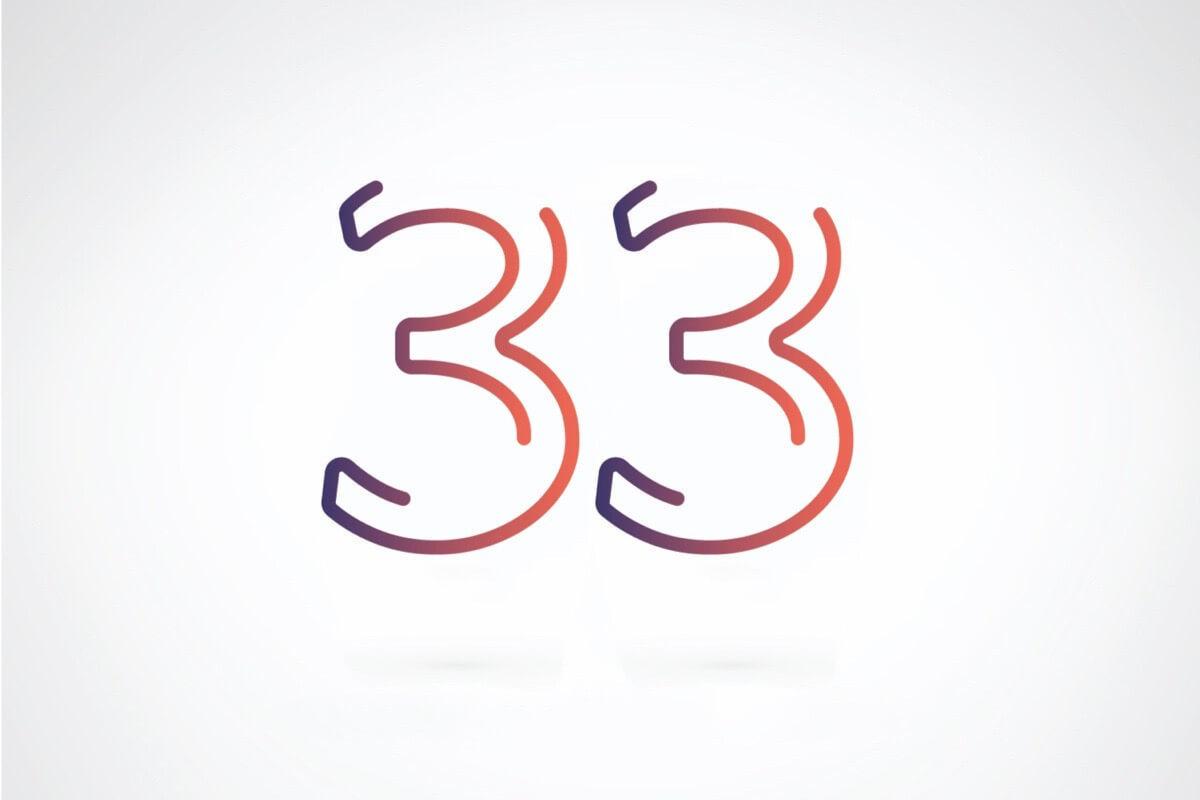 数秘術「33」リンク