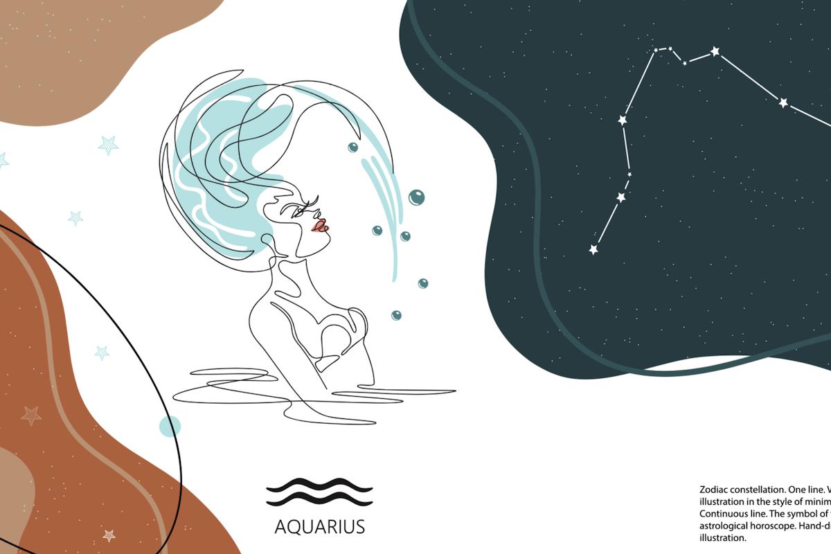 【星座占い】みずがめ座(水瓶座)の6月の運勢