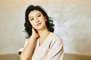 「抗わず、たゆたうように生きていたい」戸田菜穂インタビュー